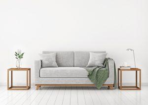 Limpar sofá de tecido: Veja as dicas dos nossos especialistas.